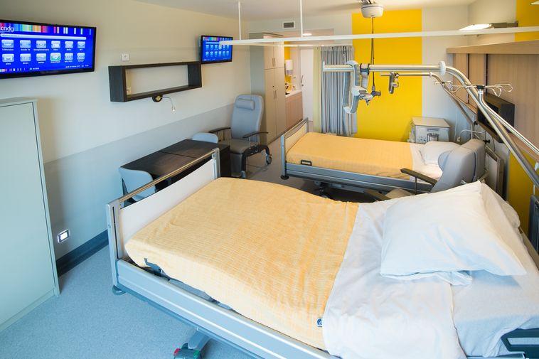 Unit s de soins cndg - Confidentialite chambre double hopital ...