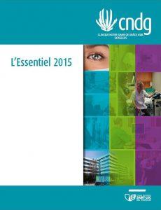 Essentiel 2015